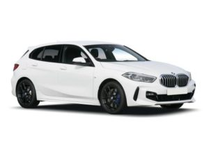 BMW 1 Series Hatchback 118i M Sport Step Auto [15k] 5dr Automatic on a 12 Month Car Lease