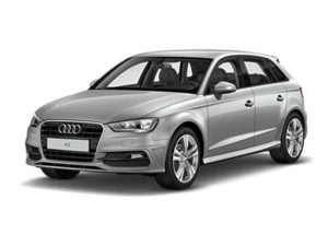 Audi A3 Sportback 40 e-tron [12m] 5dr Automatic on a 12 Month Car Lease
