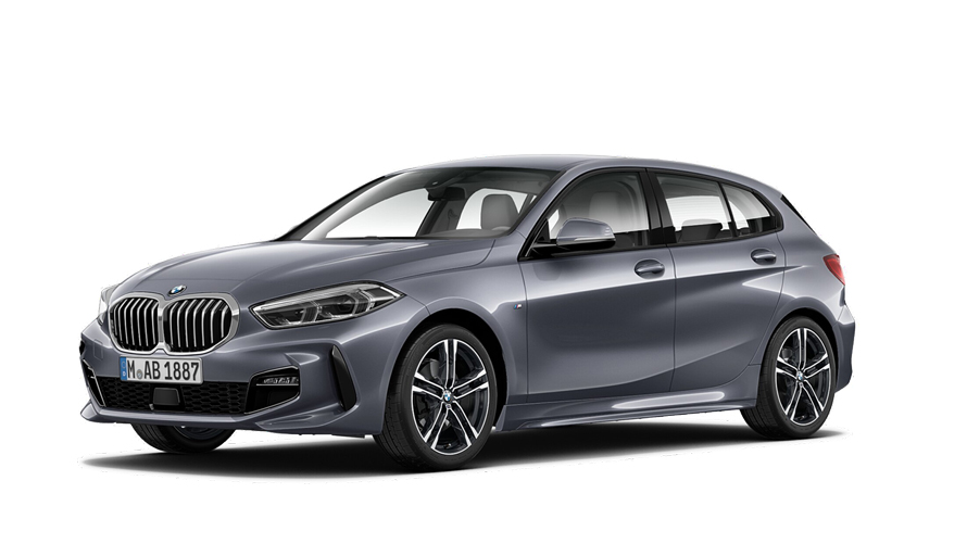 BMW 1 Series Hatchback 118d M Sport 5dr Manual on a 12 Month Car Lease