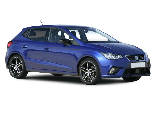 SEAT Ibiza Hatchback 1.0 FR [EZ] 5dr Manual on a 12 Month Car Lease