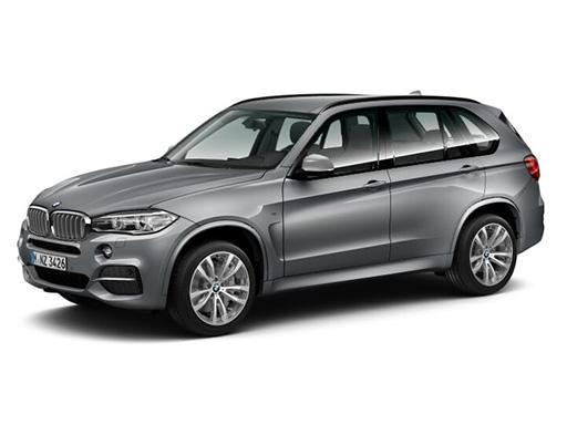 BMW X5 Estate xDrive 30d M Sport 5dr Automatic on a 12 Month Car Lease