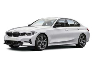 BMW 3 Series Saloon 330e M Sport 4dr Automatic on a 12 Month Car Lease