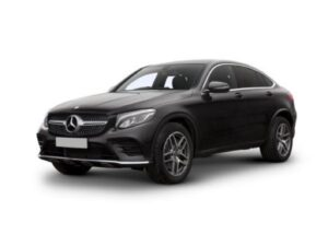 Mercedes-Benz GLC Coupe GLC 220d 4Matic AMG Line 5dr Automatic on a 12 Month Car Lease
