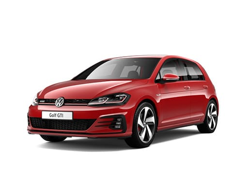 Volkswagen Golf Hatchback 2.0 TSI 290 Gti TCR DSG 5dr Automatic on a 12 Month Car Lease