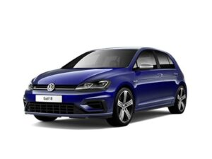 Volkswagen Golf Hatchback 2.0 TSI 300 R 4MOTION DSG 5dr Automatic on a 12 Month Car Lease