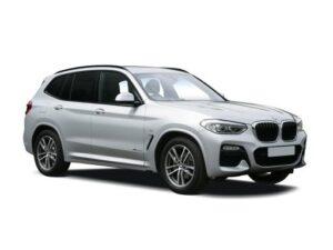 BMW X3 Estate xDrive 20d M Sport 5dr Automatic on a 12 Month Car Lease