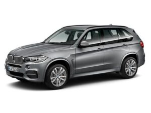 BMW X5 Estate xDrive 40i M Sport 5dr Automatic on a 12 Month Car Lease