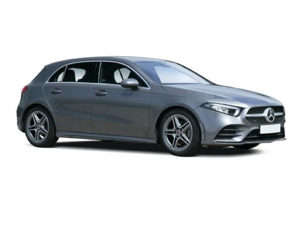 Mercedes-Benz A Class Hatchback A180 AMG Line Executive 5dr Manual on a 12 Month Car Lease