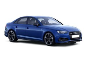 Audi A4 Saloon 35 TFSI Black Edition S Tronic 4dr Automatic on a 12 Month Car Lease