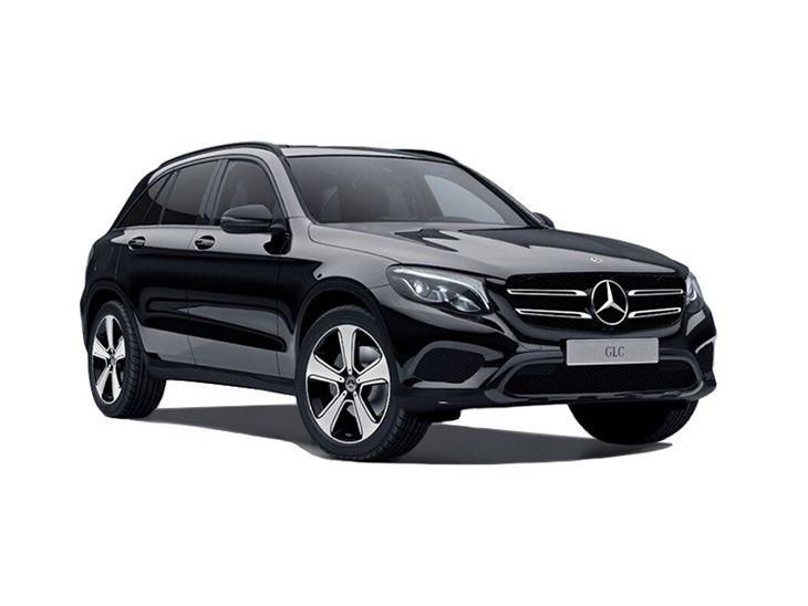 Mercedes-Benz GLC Estate GLC 300 4Matic AMG Line 5dr Automatic on a 12 Month Car Lease