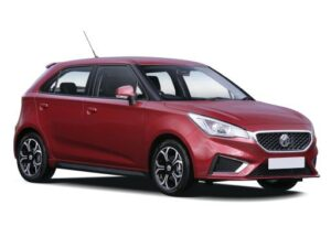 MG Motor UK MG3 Hatchback 1.5 Vti-TECH Excite 5dr Manual on a 12 Month Car Lease