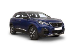 Peugeot 3008 Estate 1.2 PureTech Allure EAT8 5dr Automatic on a 12 Month Car Lease