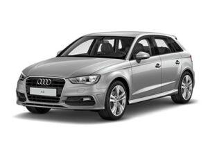 Audi A3 Sportback 40 e-tron 5dr Automatic on a 12 Month Car Lease