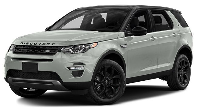 Land Rover Discovery Sport SW 2.0 P250 R-Dynamic SE Auto 5dr Automatic on a 12 Month Car Lease