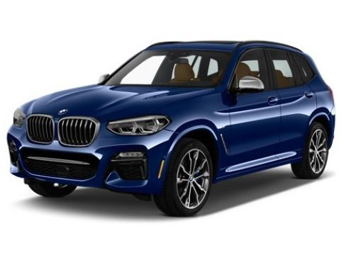 BMW X3 Estate xDrive 20d M Sport [Plus Pack] 5dr Automatic on a 12 Month Car Lease