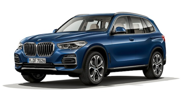 BMW X5 Estate xDrive 30d M Sport [7 Seats] [Pan Roof] 5dr Automatic on a 12 Month Car Lease
