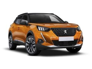 Peugeot 2008 Estate 1.2 PureTech Allure 5dr Manual on a 12 Month Car Lease