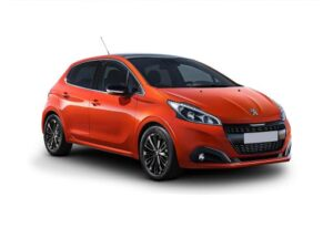 Peugeot 208 Hatchback 1.2 PureTech 100 Allure Premium EAT8 5dr Auto on a 12 Month Car Lease