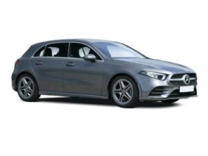 Mercedes-Benz A Class Hatchback A180 Sport Executive 5dr Auto on a 12 Month Car Lease