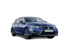 Lexus CT Hatchback 200h 1.8 [Premium Pack] CVT [12m] 5dr Auto on a 12 Month Car Lease