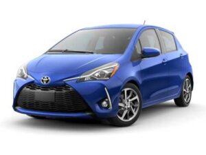 Toyota Yaris Hatchback 1.5 Hybrid MY20 CVT 5dr Auto on a 12 Month Car Lease