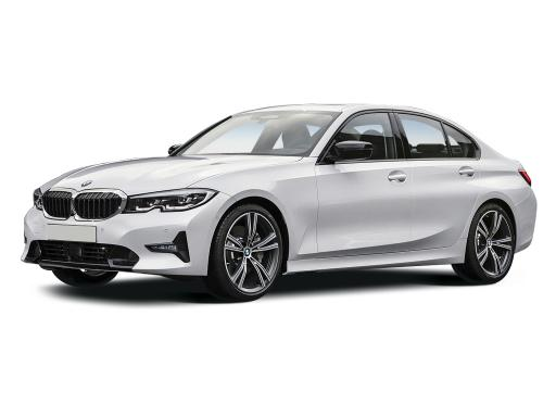 BMW 3 Series Saloon 320i M Sport Step 4dr Auto on a 12 Month Car Lease