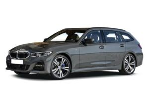 BMW 3 Series Touring 318i Sport Step 5dr Auto on a 12 Month Car Lease