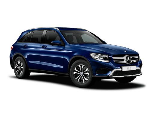 Mercedes-Benz GLC Estate GLC 300de 4Matic AMG Line Premium 5dr Auto on a 12 Month Car Lease
