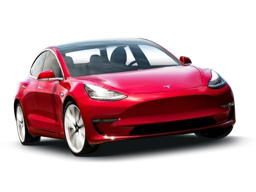 Tesla Model 3 Saloon Long Range AWD 4dr Auto on a 12 Month Car Lease