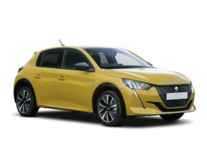 Peugeot 208 Hatchback 1.2 PureTech Active 5dr Manual on a 12 Month Car Lease