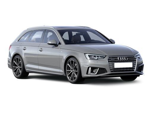Audi A4 Avant 30 TDI S Line S Tronic 5dr Auto on a 12 Month Car Lease