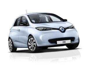 Renault Zoe Hatchback 100KW i GT Line R135 50KWh 5dr Auto on a 12 Month Car Lease