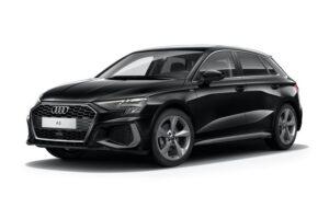 Audi A3 Sportback 30 TFSI Technik 5dr Manual on a 12 Month Car Lease