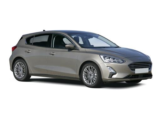 Ford Focus Hatchback 1.0 EcoBoost mHEV 125 ST-Line Editon 5dr Manual on a 12 Month Car Lease