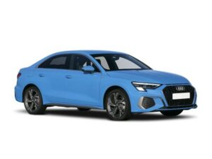 Audi A3 Saloon 30 TFSI Sport 4dr Manual on a 12 Month Car Lease