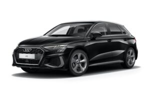 Audi A3 Sportback 30 TFSI Technik 5dr Manual on a 12 Month Car Lease