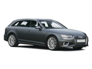 Audi A4 Avant 30 TDI S Line S Tronic 5dr Auto on a 12 Month Car Lease