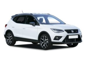 Seat Arona Hatchback 1.0 TSI 115 FR [EZ] 5dr Manual on a 12 Month Car Lease