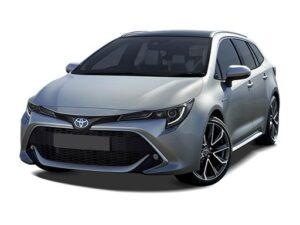 Toyota Corolla Touring Sport 1.8 VVT-I Hybrid CVT 5dr Auto on a 12 Month Car Lease