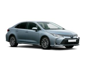 Toyota Corolla Touring Sport 1.8 VVT-I Hybrid Icon Tech 5dr Auto on a 12 Month Car Lease
