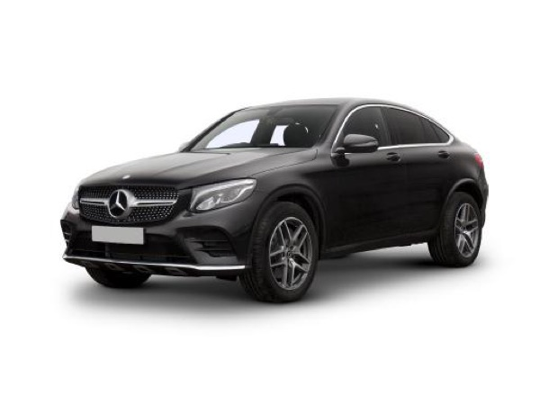 Mercedes-Benz GLC Coupe GLC 300 4Matic AMG Line 5dr Auto on a 12 Month Car Lease