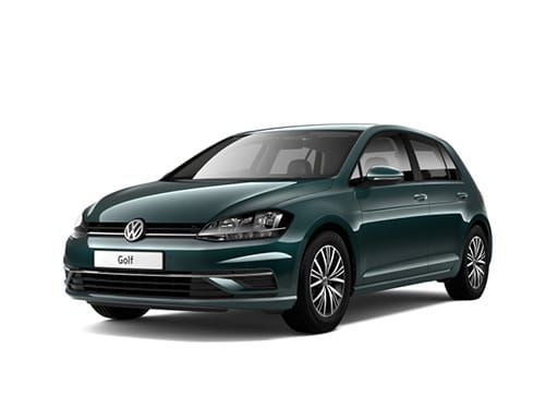 VW Golf Hatchback 1.0 TSI Life 5dr Manual on a 12 Month Car Lease