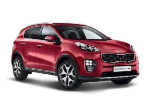 Kia Sorento Station Wagon 1.6 T-Gdi HEV 3 5dr Auto on a 12 Month Car Lease