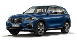 BMW X5 Estate xDrive 40i MHT M Sport [7 Seats] 5dr Auto on a 12 Month Car Lease