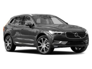 Volvo XC60 Estate 2.0 B4D R Design 5dr Auto on a 12 Month Car Lease