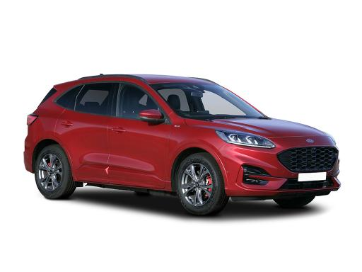 Ford Kuga Estate 1.5 EcoBlue ST Line X Edition 5dr Manual on a 12 Month Car Lease