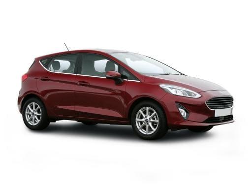 Ford Fiesta Hatchback 1.0 EcoBoost 95 ST-Line X Edition 5dr Manual on a 12 Month Car Lease