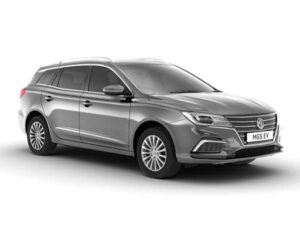MG MG5 Estate 115kW Excite EV 53kWh 5dr Auto on a 12 Month Car Lease