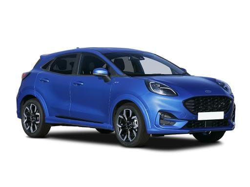 Ford Puma Hatchback 1.0 EcoBoost ST-Line 5dr Auto on a 12 Month Car Lease