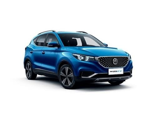 MG ZS Hatchback 105 kW Excite EV 45kWh 5dr Auto on a 12 Month Car Lease